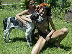 Bizarre Dog Sex